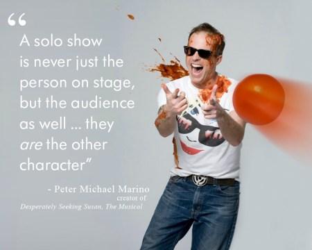 Peter Michael Marino, Desperately Seeking the Exit, Interview