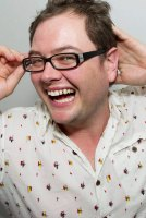 Alan Carr, Polari Magazine