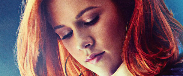 A detail of the cover art of Katy B