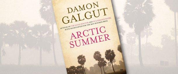 The cover art of Damon Galut