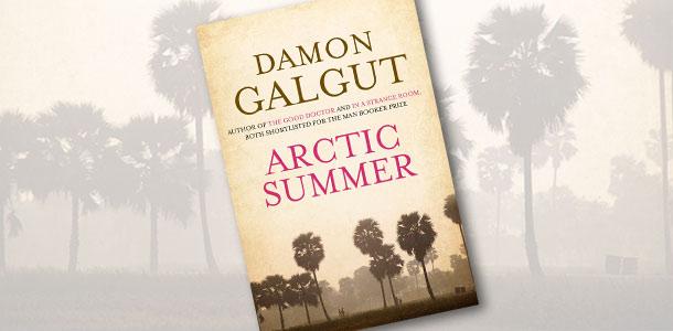 Damon Galut, Arctic Summer,  review Polari Magazine