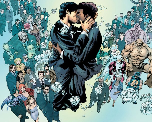 X-Men-Northstar-Wedding