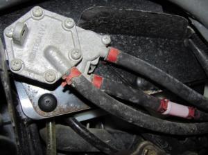 '04 Sportsman 700 fuel filter?  Polaris ATV Forum