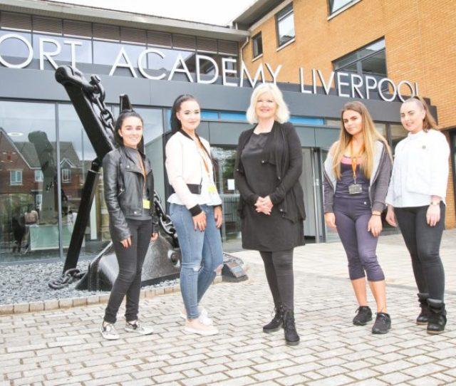 New  M Port Academy Liverpool Unveiled At Grand Opening