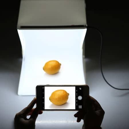 photography box