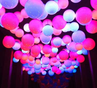 Floating-Neon-Balloons