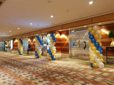 Balloon-Pillar