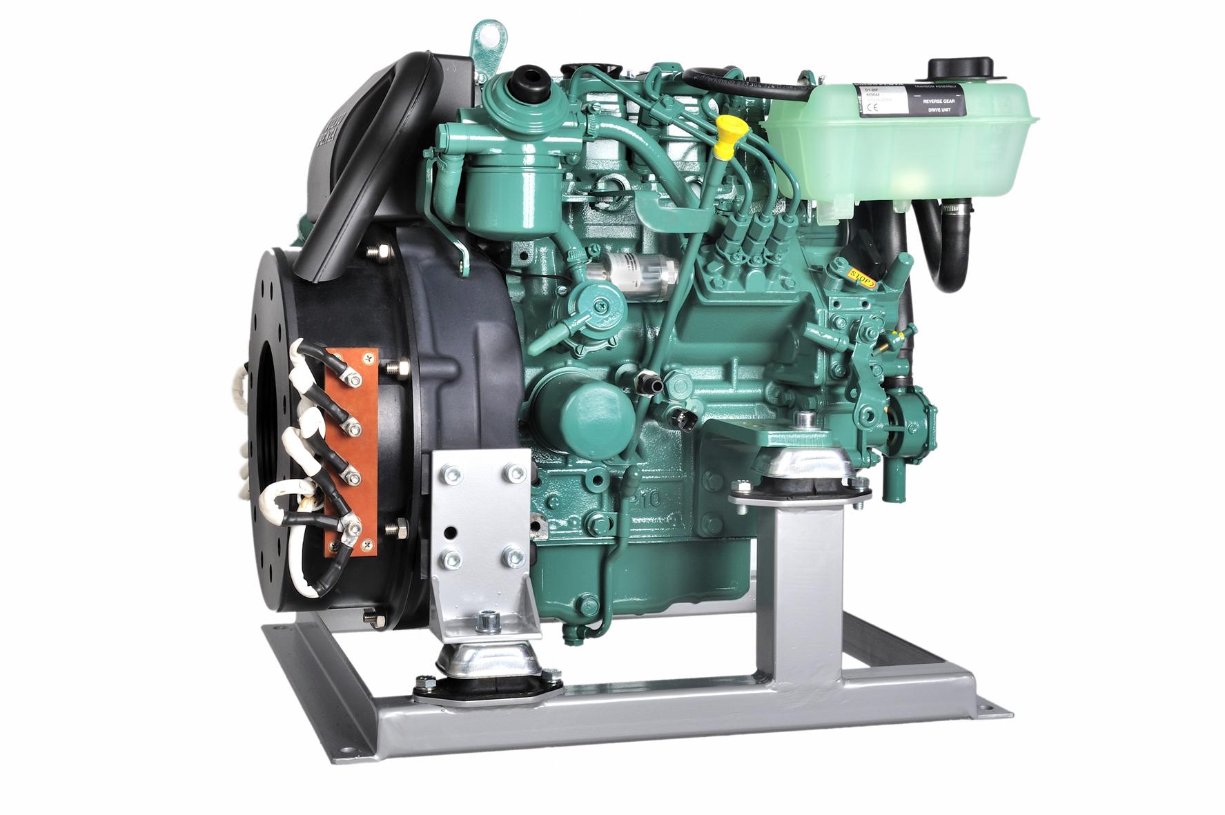Marine Dc Generators Polar Power