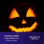 Stage hamac kids spécial Halloween !
