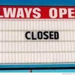 Re-fermeture des cours pour les mineurs