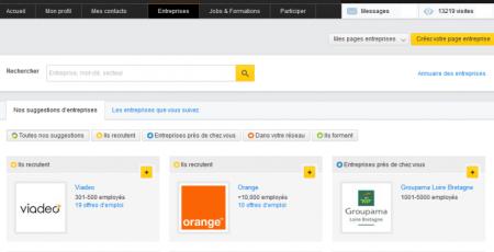 viadeo-pages entreprises