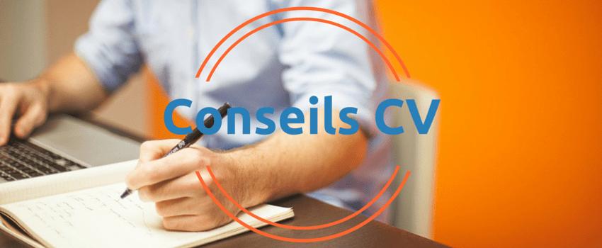 Conseils CV 2