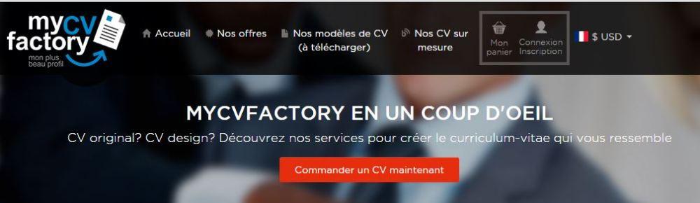 mycvfactory-