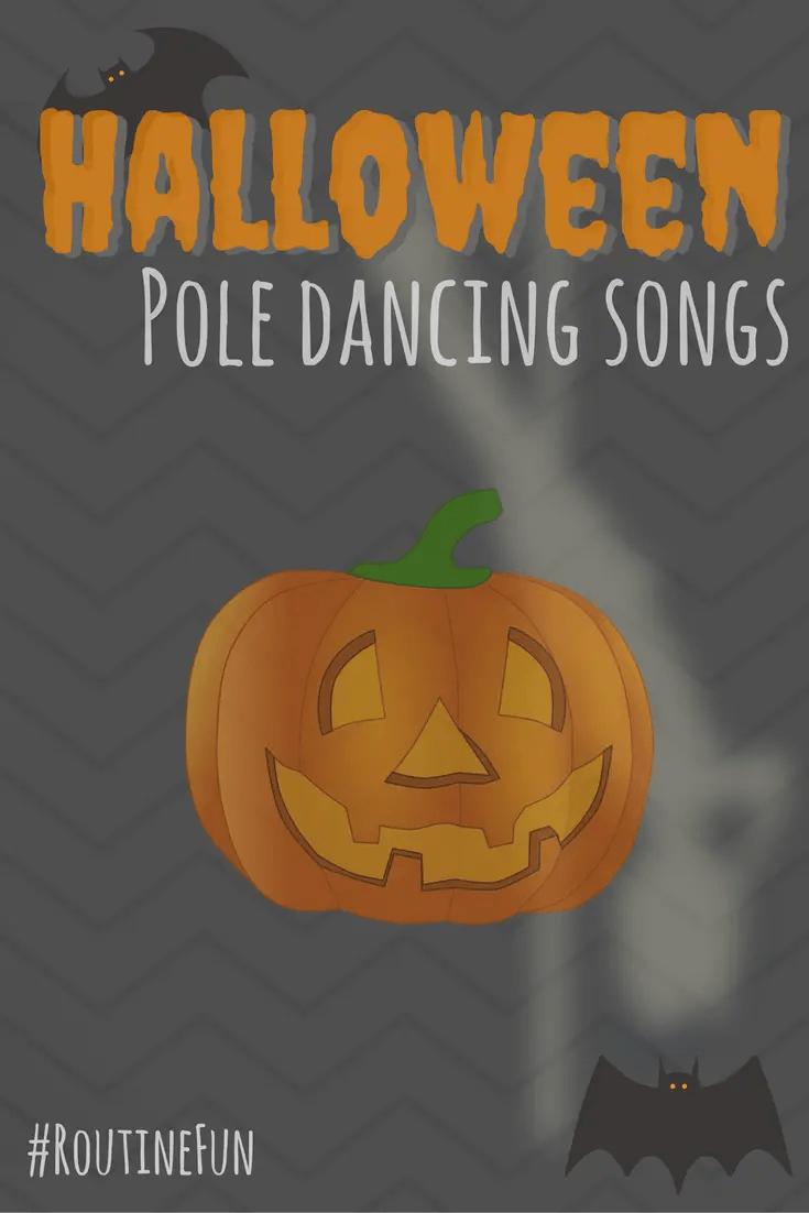 Halloween Music Playlist.Halloween Pole Dancing Songs 2018 Playlist Pole Fit Freedom