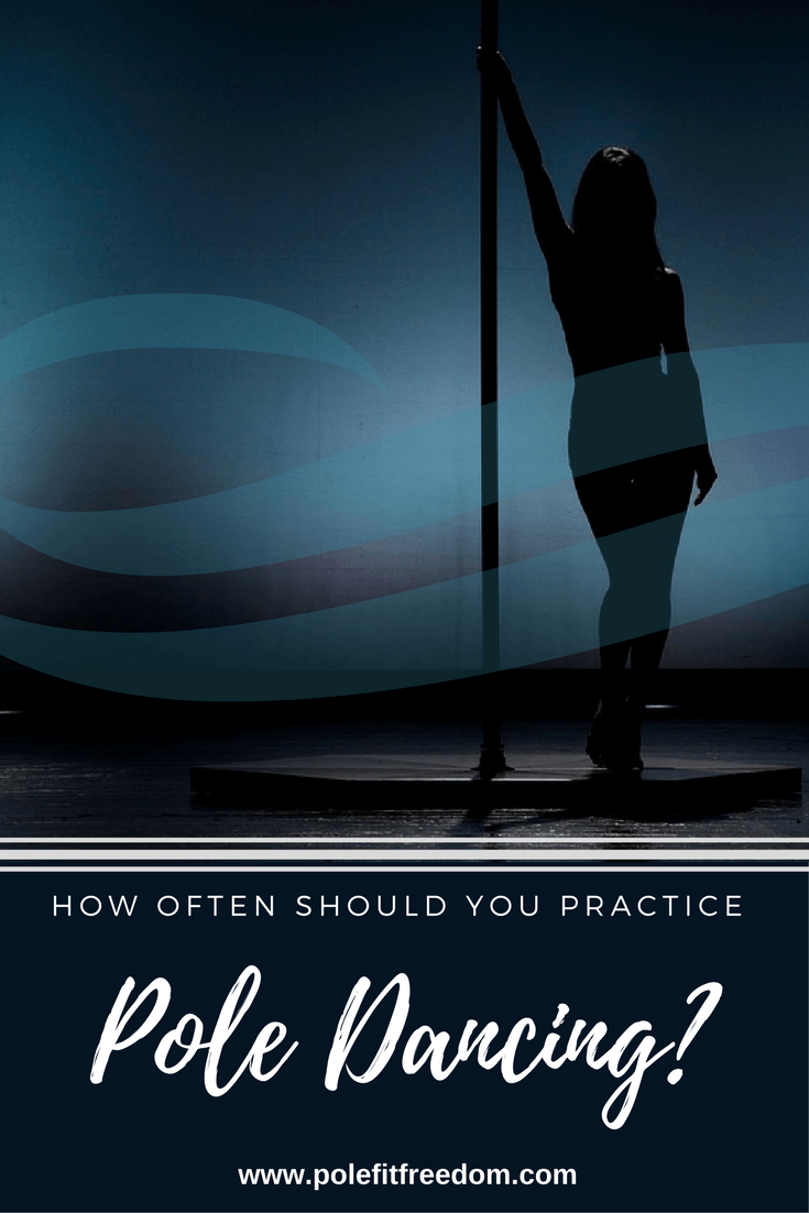 How Often Should You Practice Pole Dancing? As a beginner, intermediate, or pro pole dancer - your body has its limits!