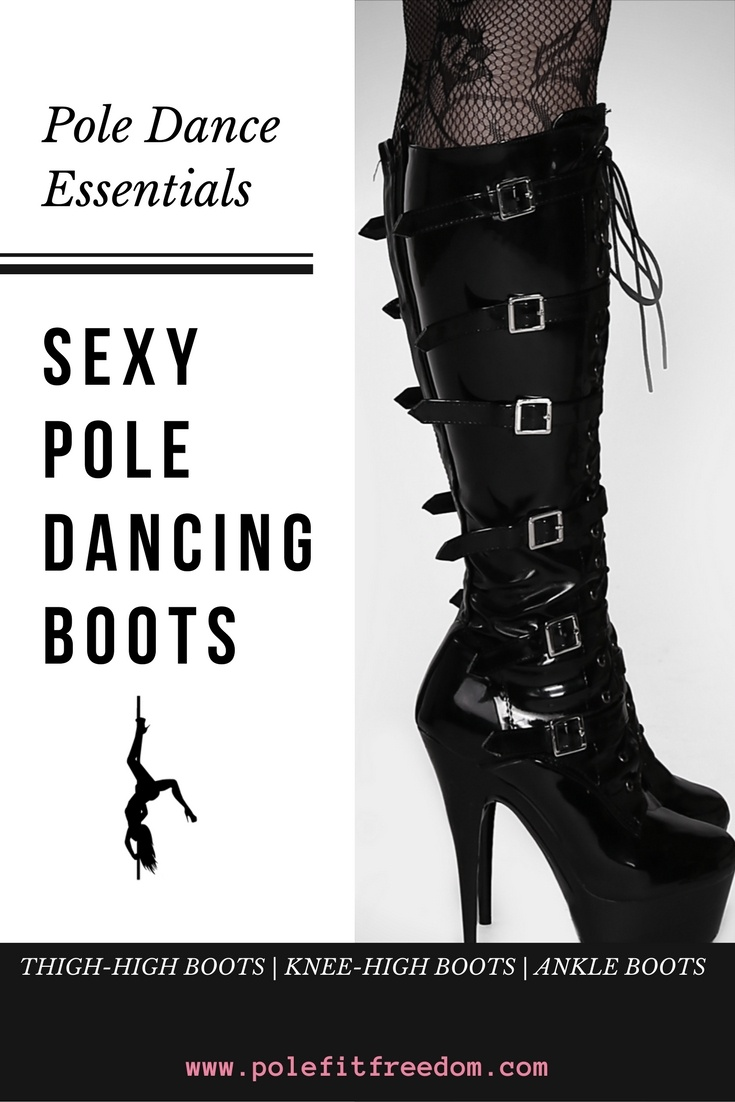 Sexy exotic Pole Dancing Boots