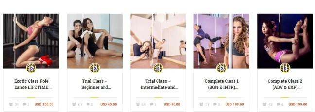 Open Dance Academy Screenshot