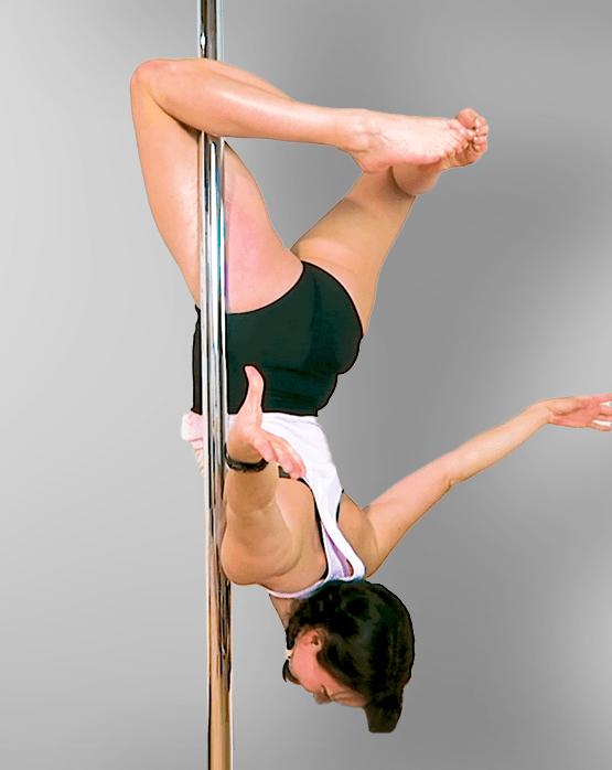 Brass Monkey Pole Dance Move