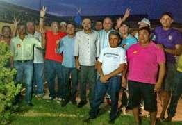 Lideranças políticas de São João do Rio do Peixe retiram apoio a Cássio e aderem a Ricardo