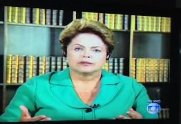 DILMA NO JORNAL NACIONAL: AS REFORMAS VÃO COMEÇAR AINDA ESTE ANO