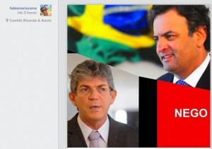 FabianoLucena 300x211 - Sobrinho de Cícero Lucena lança comitê em favor de Ricardo Coutinho e Aécio Neves