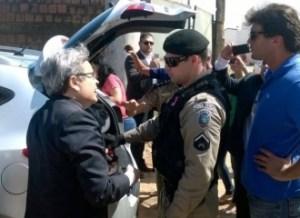 PM CCL 300x218 - VÍDEO: Jurídico de Cássio aciona PF após PM tentar invadir produtora sem mandado