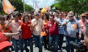 cg psb 300x176 - Ricardo faz caminhada em Campina e afirma que vai manter postura ética para conquistar uma vitória limpa