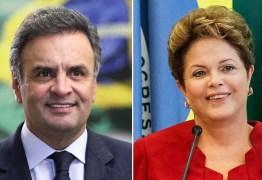 Aécio dispara e abre 17 pontos de vantagem sobre Dilma, mostra pesquisa Istoé/Sensus