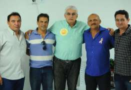 Policiais licenciados se reúnem com coordenação de campanha de Ricardo por viabilidade da PEC 31