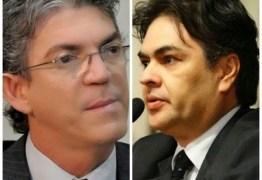 PESQUISA IBOPE/TV CABO BRANCO: RICARDO TEM 48% E CÁSSIO 42%