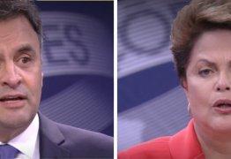 No último debate, Dilma e Aécio repetem estratégias
