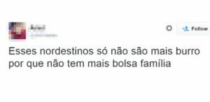 nordeste 300x146 - PSDB pede apuração sobre mensagens contra nordestinos em redes sociais