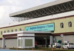 Paciente fere enfermeira no Hospital de Traumas da capital