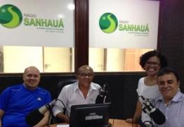 Manchetes do Debate Sem Censura da Rádio Sanhauá desta segunda-feira