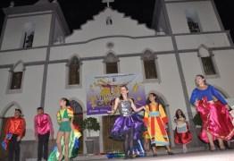 Aberta a VII Mostra de Cultura de Cajazeiras; população compareceu a primeira noite de evento