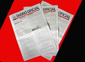 diario oficial paraiba - Lei que regulamenta questões de segurança para empresas que utilizam 'motoboys' é publicada no DO