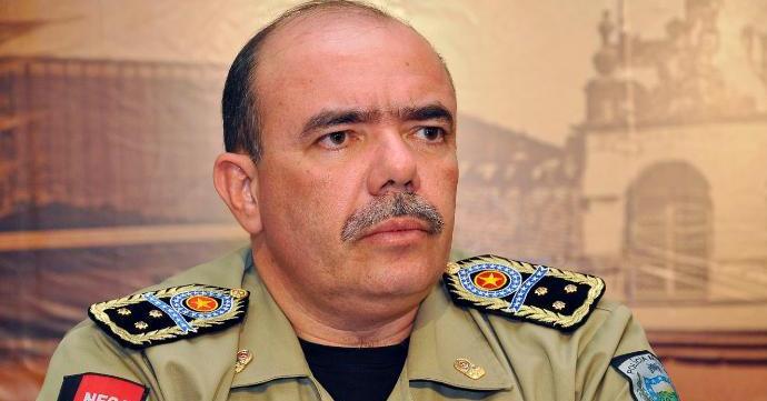 euller chaves e1417019331906 - Coronel Euller ameniza 'equívoco' e diz que comandante de Patos não entendeu recomendações