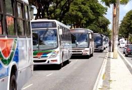 COMEÇA HOJE: Um trecho da avenida Epitácio Pessoa vai ter faixas exclusivas para ônibus. Por Laerte Cerqueira