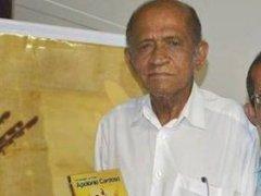 CAMPINA GRANDE: Morre ex-vereador e poeta Apolônio Cardoso