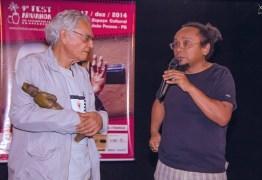 Encerramento do 9º Fest Aruanda homenageia Vladimir Carvalho e premia cineastas