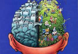 Descubra qual é o lado dominante no seu cérebro