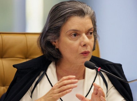 ministraCarmemLucia - Ministra Cármen Lúcia é eleita presidente do STF