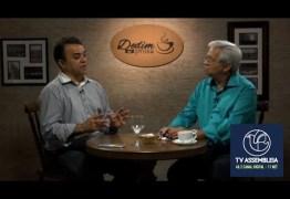 """Programa """"Dedim de prosa"""" na TV assembleia com Gutemberg Cardoso"""