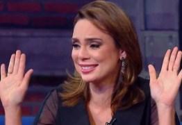 Saída de Marília Gabriela impulsiona ideia de novo programa para Rachel Sheherazade
