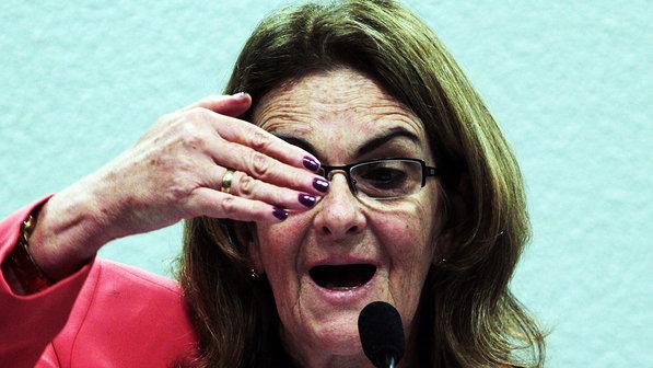 Graca Foster size 598 - Polícia Federal deflagra nova fase da Lava Jato e cumpre mandado na casa de ex-presidente da Petrobras