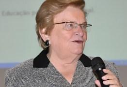 Luiza Erundina informa que deixará o PSB por 'divergência ideológica'