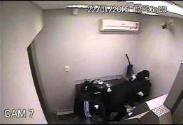 OUSADIA: Explosão ao caixa do Banco Brasil  em Puxinanã – VEJA VÍDEO