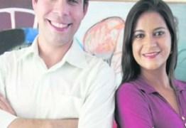 TV CABO BRANCO CONTRATA DOIS NOVOS REPÓRTERES: Jornalistas Janaína Rezende e Rubens Medeiros