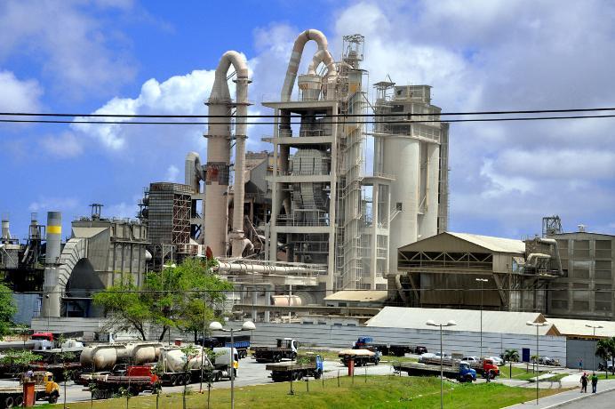 f356183fb Fabrica de Cimento Elizabeth já está funcionando a todo vapor em Alhandra