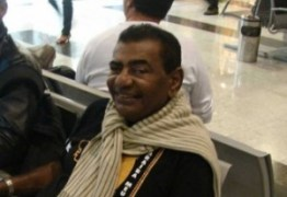 Pinto do Acordeon deixa UTI, mas segue internado em hospital em João Pessoa